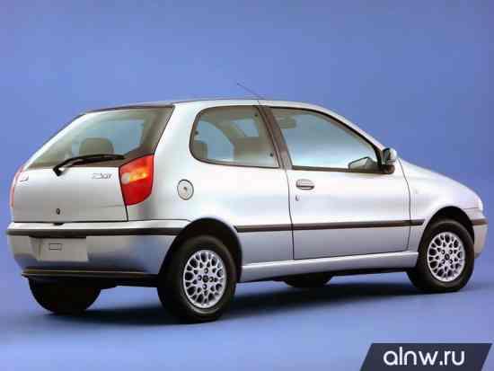 Каталог запасных частей Fiat Palio  Хэтчбек 3 дв.