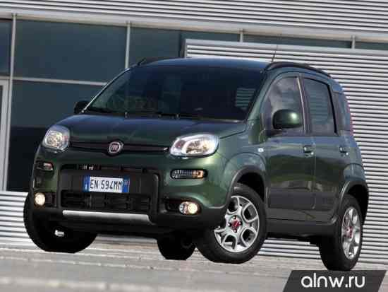 Руководство по ремонту Fiat Panda III Хэтчбек 5 дв.
