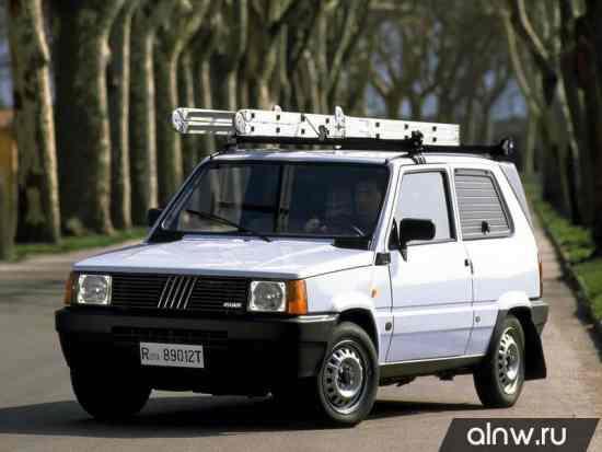 Fiat Panda I Компактвэн