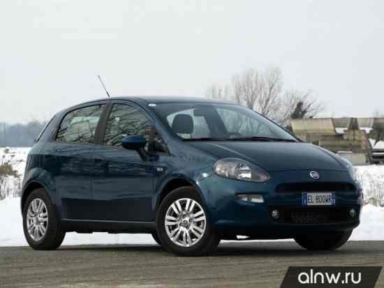 Fiat Punto III Punto Хэтчбек 5 дв.