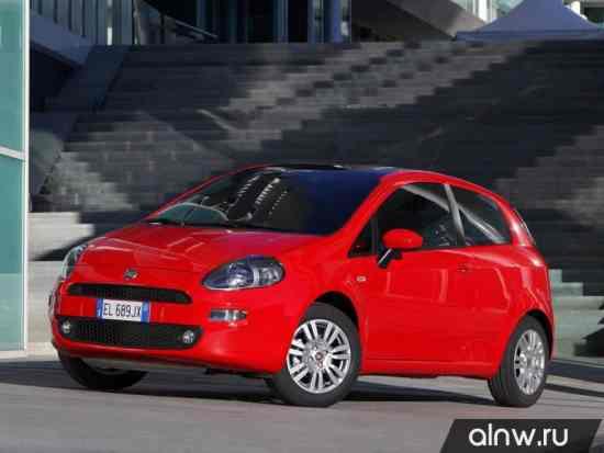 Fiat Punto III Punto Хэтчбек 3 дв.