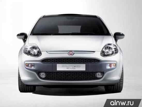Fiat Punto III Punto Evo Хэтчбек 3 дв.