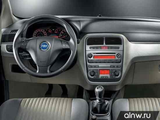 Инструкция по эксплуатации Fiat Punto III Grande Punto Хэтчбек 5 дв.