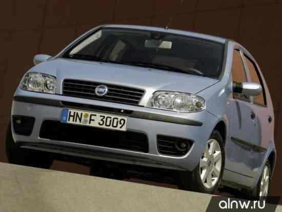 Fiat Punto II Рестайлинг Хэтчбек 5 дв.