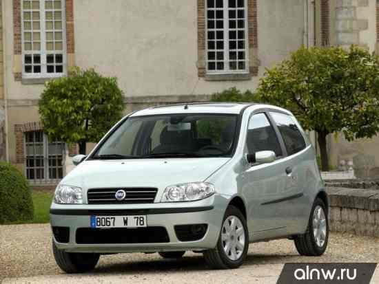 Fiat Punto II Рестайлинг Хэтчбек 3 дв.