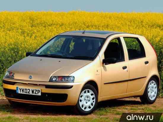 Fiat Punto II Хэтчбек 5 дв.