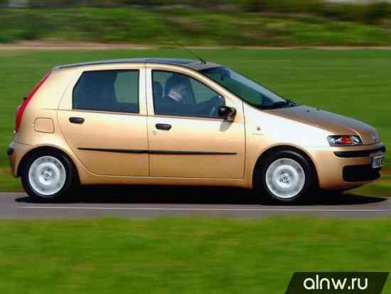 Инструкция по эксплуатации Fiat Punto II Хэтчбек 5 дв.