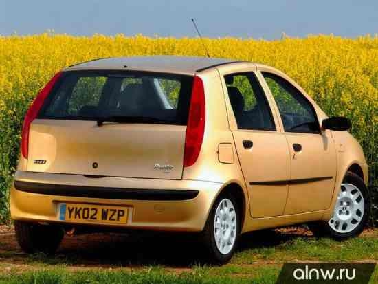 Каталог запасных частей Fiat Punto II Хэтчбек 5 дв.