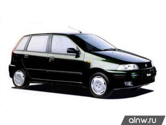 Руководство по ремонту Fiat Punto I Хэтчбек 5 дв.