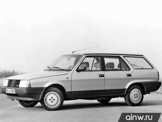 Руководство по ремонту Fiat Regata  Универсал 5 дв.