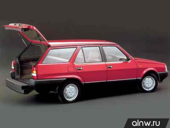 Каталог запасных частей Fiat Regata  Универсал 5 дв.