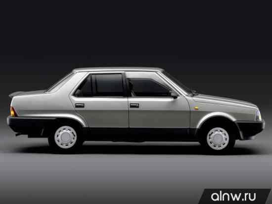 Инструкция по эксплуатации Fiat Regata  Седан