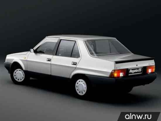 Каталог запасных частей Fiat Regata  Седан