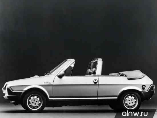 Инструкция по эксплуатации Fiat Ritmo I Кабриолет