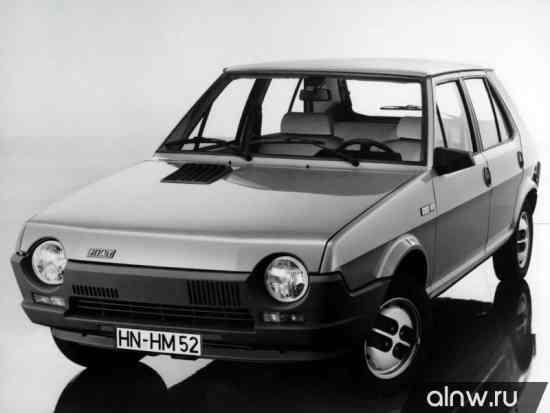 Fiat Ritmo I Хэтчбек 5 дв.