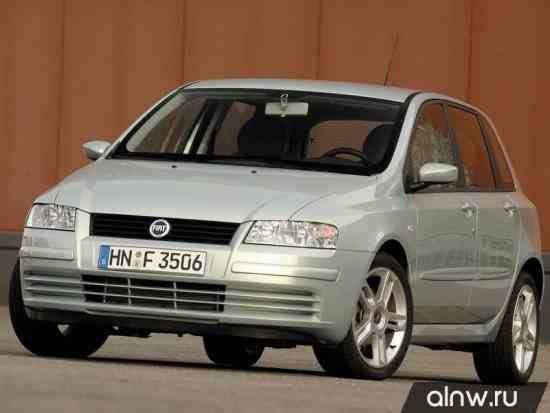 Руководство по ремонту Fiat Stilo  Хэтчбек 5 дв.