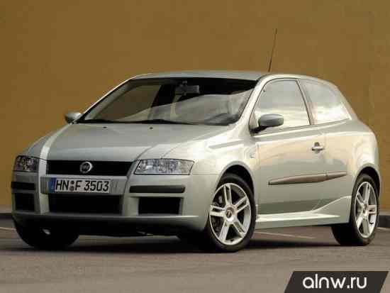 Fiat Stilo  Хэтчбек 3 дв.