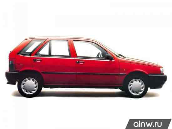 Каталог запасных частей Fiat Tipo  Хэтчбек 5 дв.