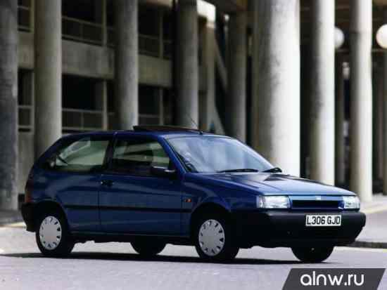 Руководство по ремонту Fiat Tipo  Хэтчбек 3 дв.