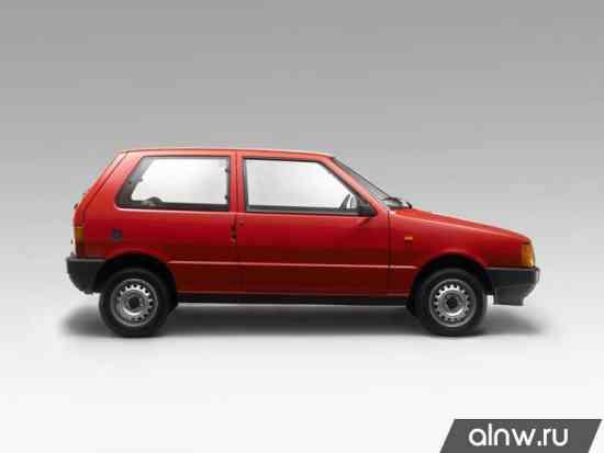 Fiat UNO I Хэтчбек 3 дв.