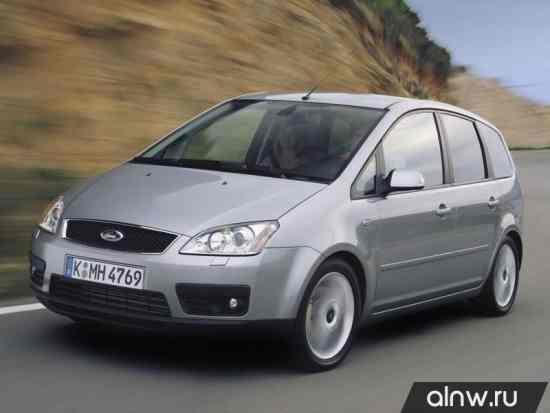 Ford C-MAX I Компактвэн