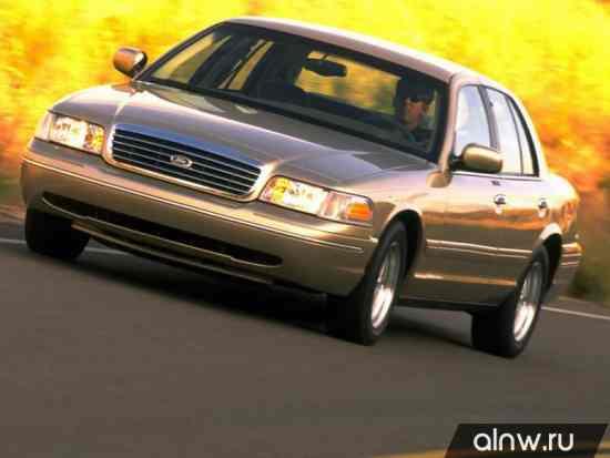 Каталог запасных частей Ford Crown Victoria II Седан