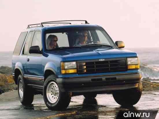 Ford Explorer I Внедорожник 3 дв.