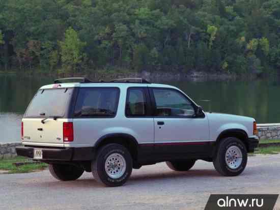 к вашему Ford Explorer I