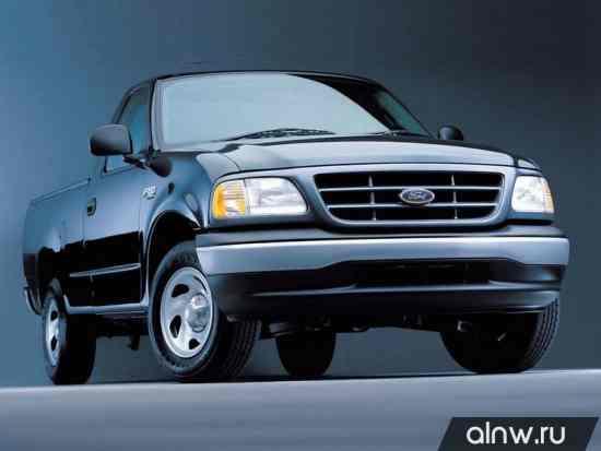 Каталог запасных частей Ford F-150 X Пикап Одинарная кабина