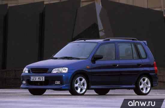 Ford Festiva III Хэтчбек 5 дв.