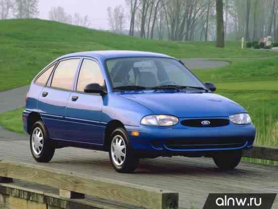 Ford Festiva II Хэтчбек 5 дв.