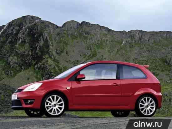 Каталог запасных частей Ford Fiesta V Хэтчбек 3 дв.