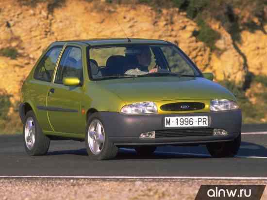 Ford Fiesta IV Хэтчбек 5 дв.