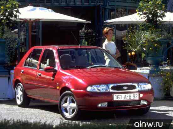 Ford Fiesta IV Хэтчбек 3 дв.