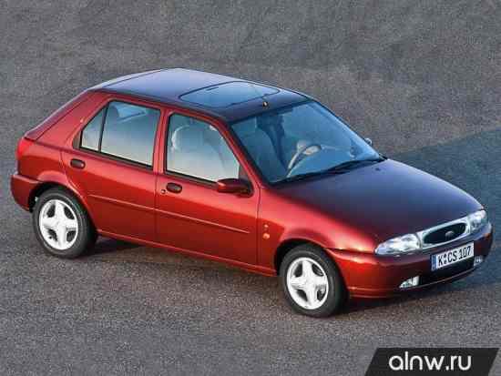 Каталог запасных частей Ford Fiesta IV Хэтчбек 3 дв.