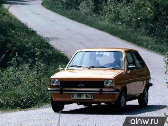 Ford Fiesta I Хэтчбек 3 дв.