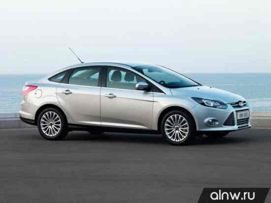 Каталог запасных частей Ford Focus III Седан