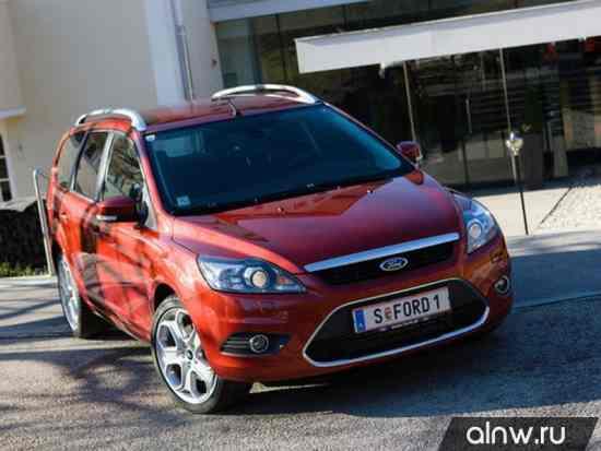 Ford Focus II Рестайлинг Универсал 5 дв.