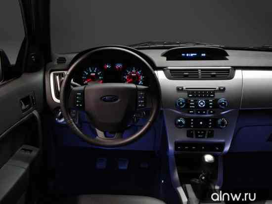Программа диагностики Ford Focus II (North America) Седан