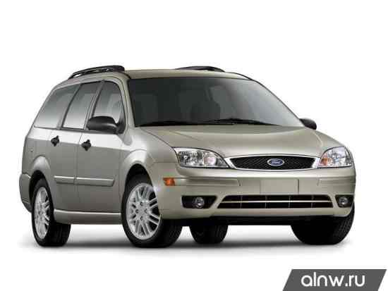 Руководство по ремонту Ford Focus I Рестайлинг (North America) Универсал 5 дв.
