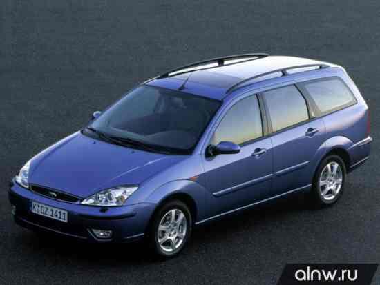 Руководство по ремонту Ford Focus I Рестайлинг Универсал 5 дв.