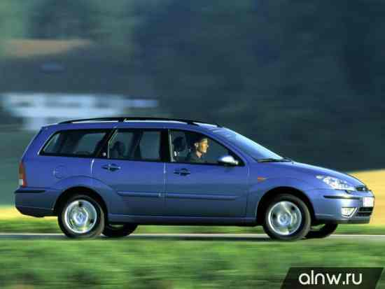 Каталог запасных частей Ford Focus I Рестайлинг Универсал 5 дв.