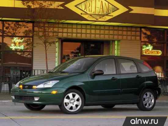 Ford Focus I (North America) Хэтчбек 5 дв.