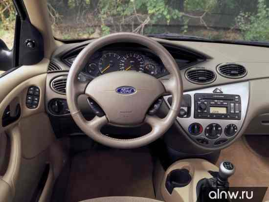 Каталог запасных частей Ford Focus I (North America) Хэтчбек 5 дв.