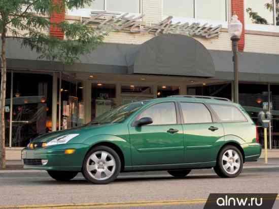 Каталог запасных частей Ford Focus I (North America) Универсал 5 дв.