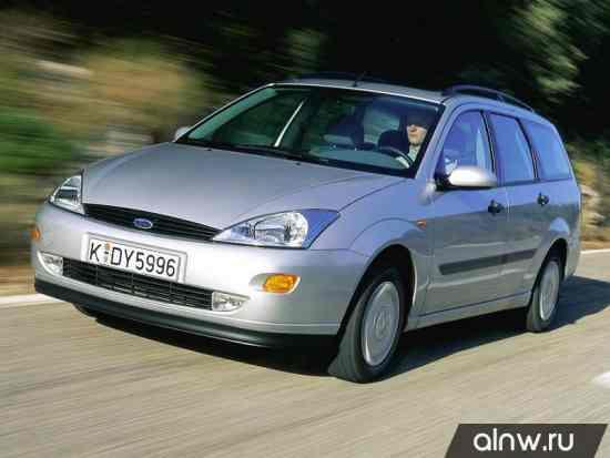 форд-фокус 1 универсал фото