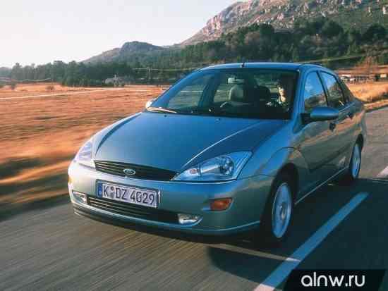 Каталог запасных частей Ford Focus I Седан