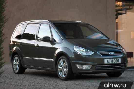 Ford Galaxy II Рестайлинг Минивэн