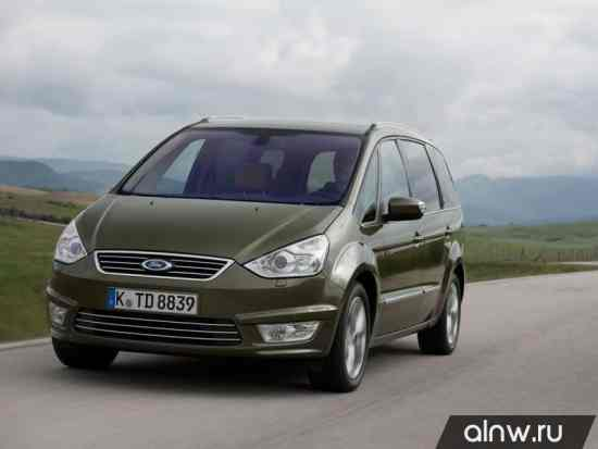 Ford Galaxy II Минивэн