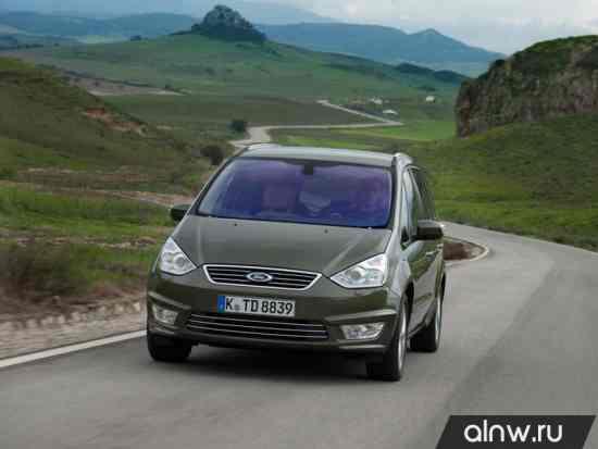 Каталог запасных частей Ford Galaxy II Минивэн